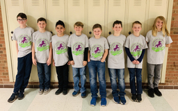 Independence Elementary Takes Second at State Social Studies Olympiad